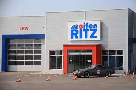 Reifen Ritz