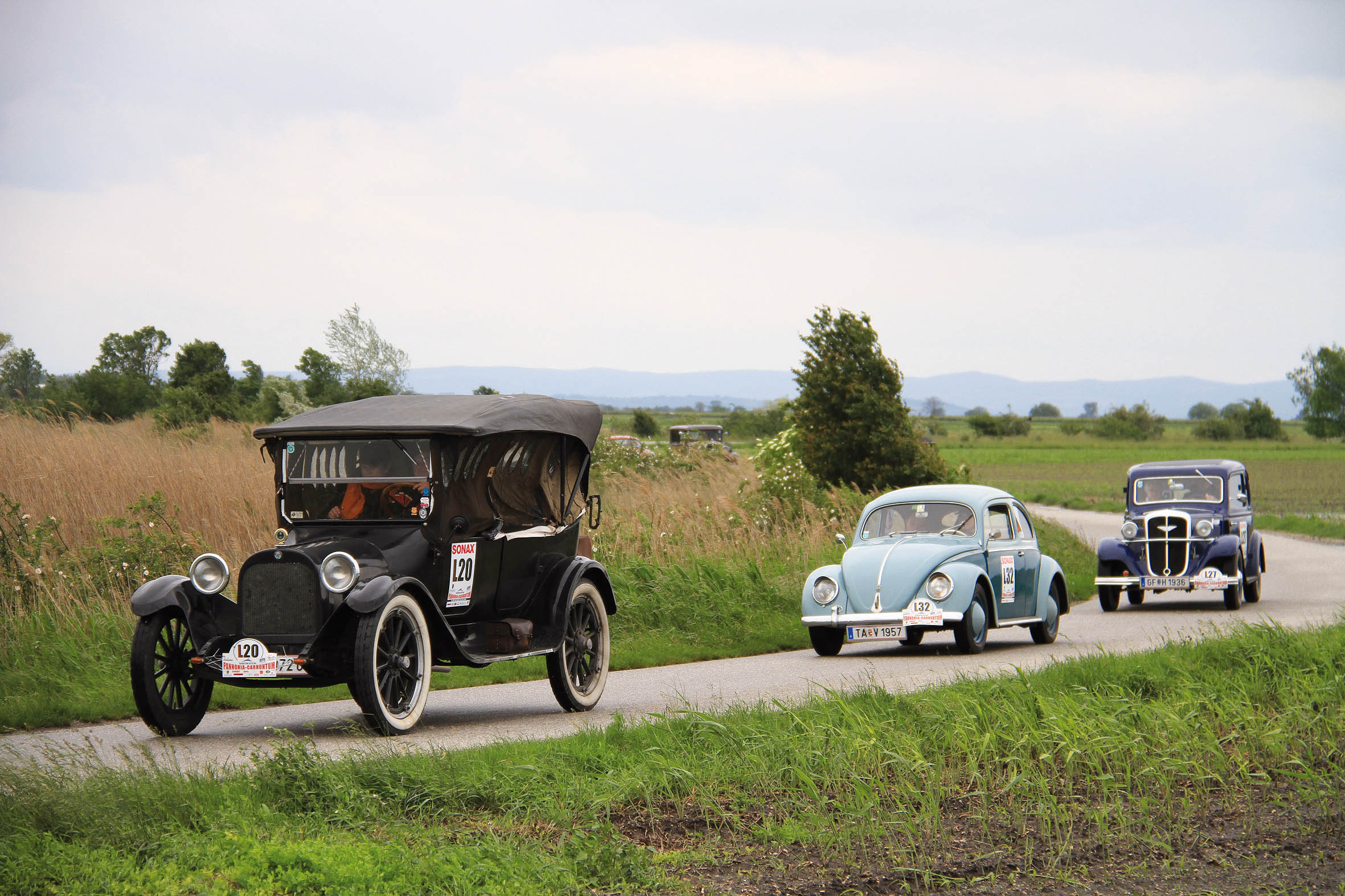 Pannonia-Carnuntum Rallye 2019