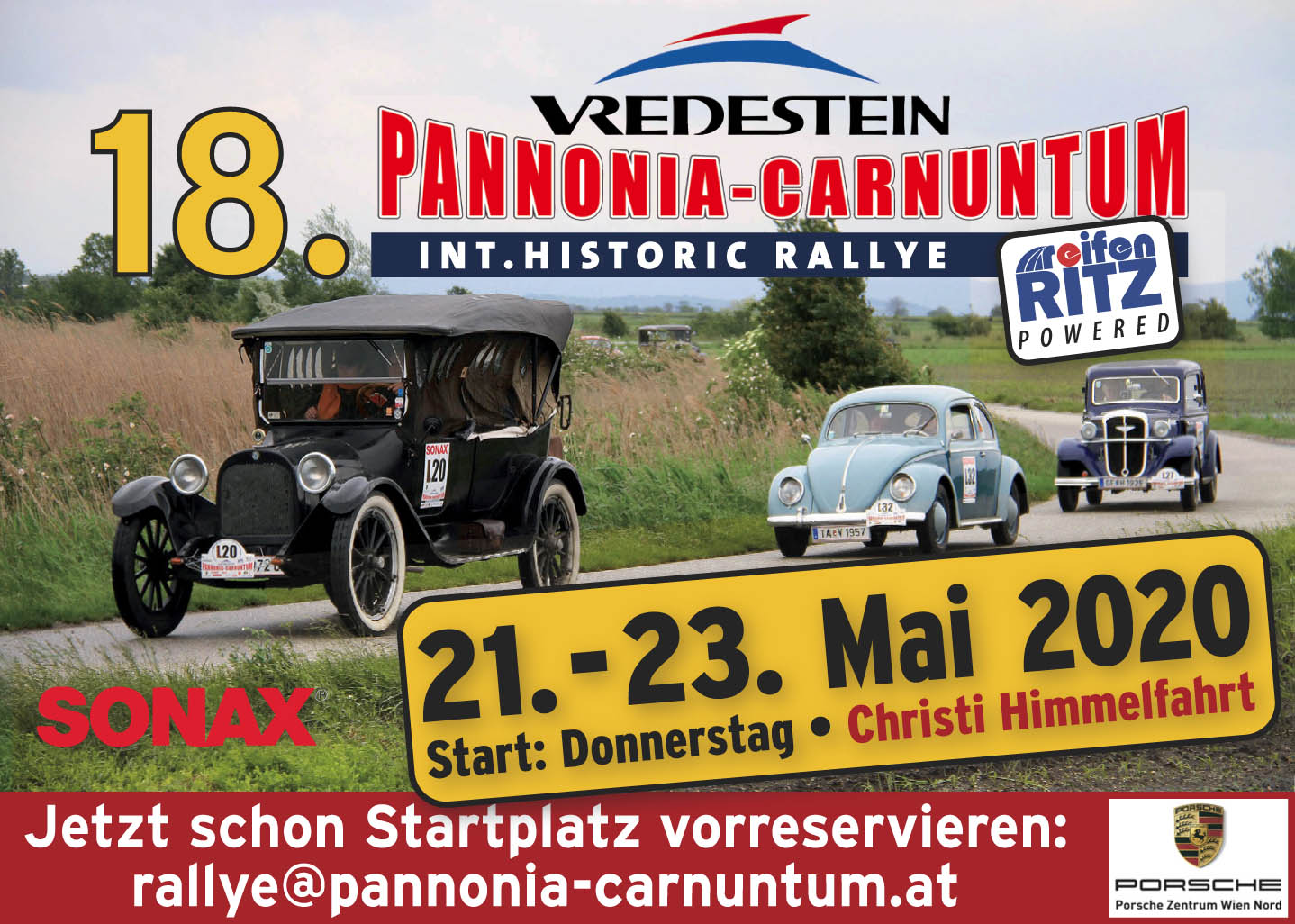 Pannonia-Carnuntum Rallye 2020